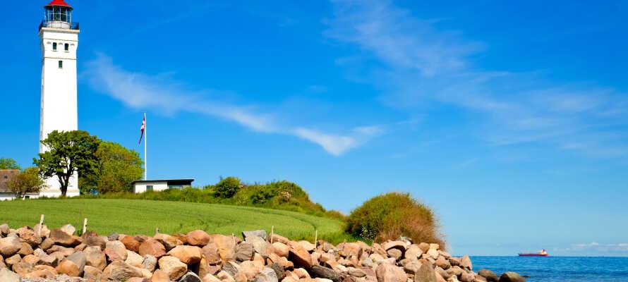Det er massevis av muligheter, både på Langeland og i det sørfynske øyhavet, som H.C. Andersen kalte 'Danmarks hage'.