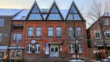 Hotellet ligger skjønt til i Slesvig-Holsten ikke langt fra havet og den vakre havneby, Kiel.
