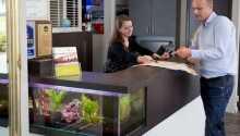Be hotellets personal om tips och råd för sightseeing och upplevelser.