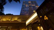 Hotelaußenansicht des 3-Sterne-Hotels TRYP by Wyndham Bad Bramstedt