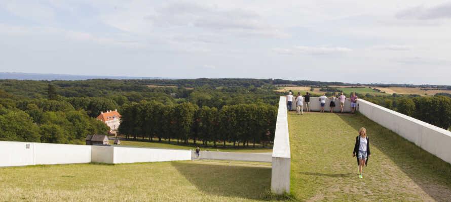 Upplev ett unikt museibesök på Moesgaard Museum med natur, kultur och historia.