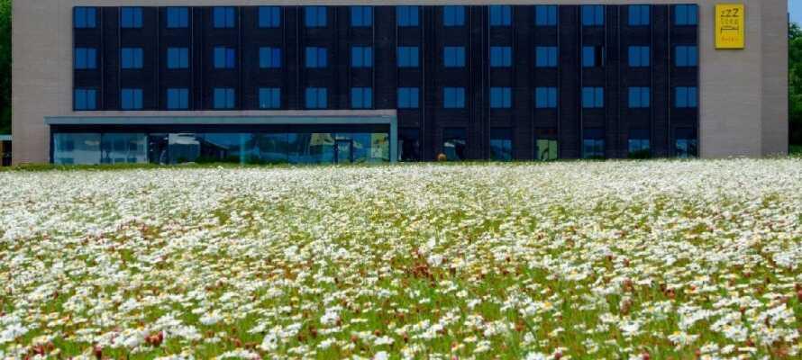 Zleep Hotel Billund er perfekt som base til en oplevelsesrig familieferie.
