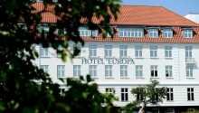 Hotel Europa har en central placering i Aabenraa