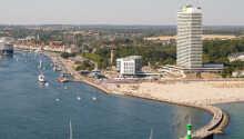 Willkommen im Maritim Strandhotel Travemünde, das sich direkt am Strand befindet