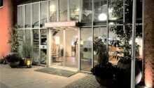 Das Hotel liegt zentral in Brande und bietet einen guten Ausgangspunkt für Erlebnisse in Süd- und Mitteljütland.