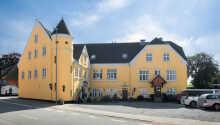 Genießen Sie einen schönen Urlaub im Gasthof mit leckerem Essen im Højslev Kro.