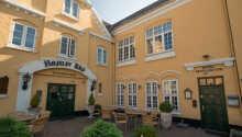 Her finner du gode gastronomiske opplevelser med tradisjonelle danske retter og eksotiske spesialiteter.