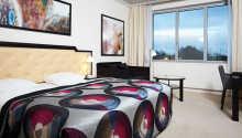 Velkommen til det moderne og stilfulde, 4-stjernede Hotel Opus Horsens.