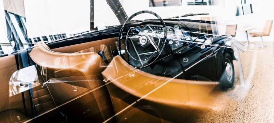 Volvobilar var på -70-talet Sveriges näst största exportvara efter ABBA