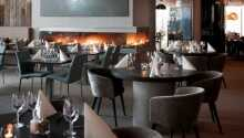 Hotellets fine restaurant