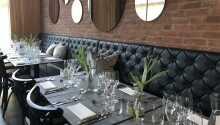 Nyd en middag i hyggelige omgivelser