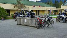 Gratis parkeringsplats för alla