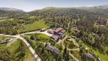 Willkommen im Rondane Hochgebirgshotel am Fuße des Rondane Nationalparks