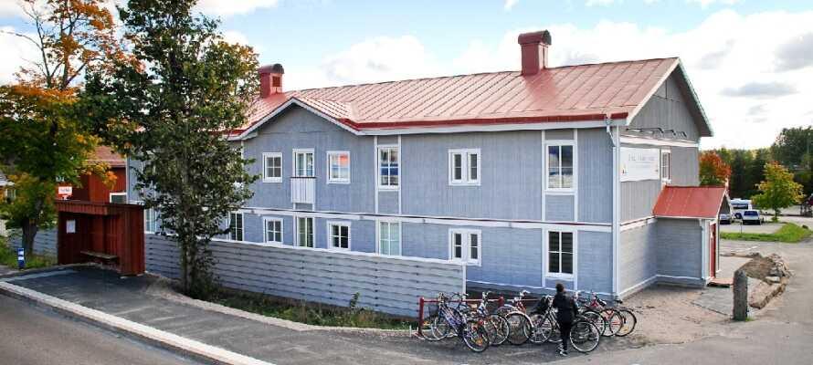 Das Hotel Ramudden ist ein gemütliches Hotel mit hervorragender Lage in der Nähe von vielen interessanten Orten.