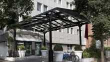 Das Parkhotel Hamburg Arena liegt in einem kleinen Vorort, ca. 5 km außerhalb von Hamburg.