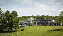 Comwell Holte har en naturskøn beliggenhed ved Rude Skov i kort afstand fra København