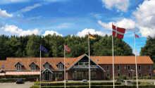 Nilles Kro ligger ca 16 km från Århus centrum, i ett vacker område mitt i den fridfulla naturen