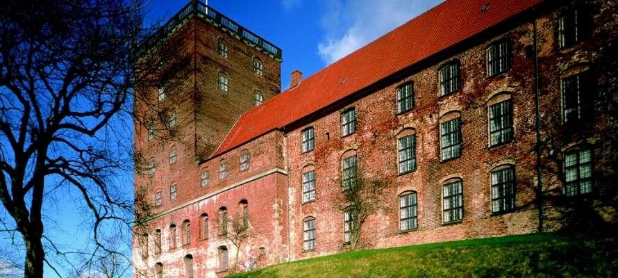Tag et smut tilbage i Danmarkshistorien ved Koldinghus