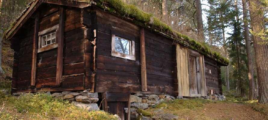 Das Volkskundemuseum von Valdres ist eines der größten Freilichtmuseen, es liegt mitten in Valdres.