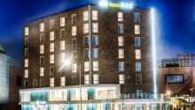 Focus Hotel Premium Gdansk er et firestjerners hotel med moderne fasiliteter og god beliggenhet i Gdansk.