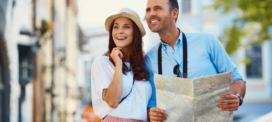Det finns massor att se och göra i Polen. Åk in till staden Gdansk för shopping och sightseeing.