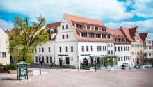 Gasthaus zum Schwan Oschatz er et 4-stjernet kro-hotel og er én af Sachsens ældste kroer