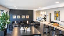 Der Skanderborg Park begrüßt Sie zu einem 4-Sterne-Aufenthalt in einer eleganten und gemütlichen Atmosphäre.