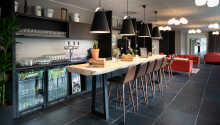 Das Dekor ist von nordischem Design geprägt –  Sie fühlen sich hier gleich wie zu Hause.