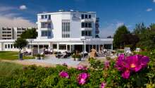 Strandhotel Bene er det første og hidtil eneste førsteklasses hotel på Femern-øen