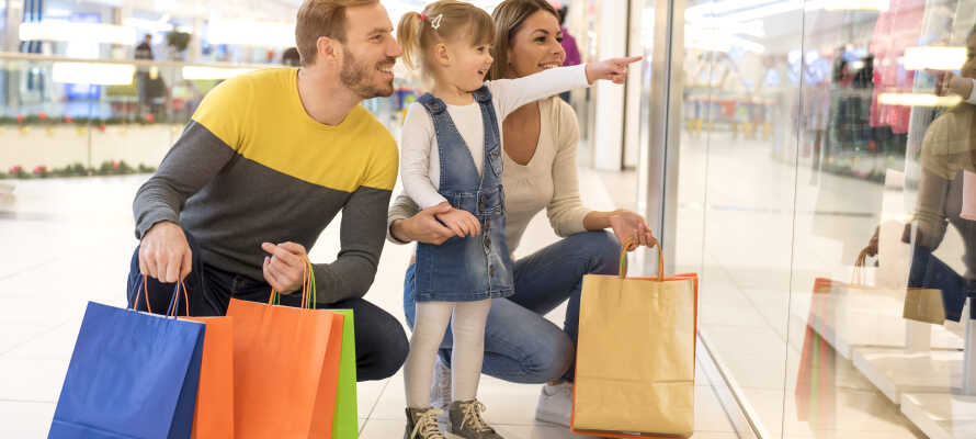 Die Metropole bietet neben Kultur viele Events und Shopping-Erlebnisse mit der ganzen Familie.