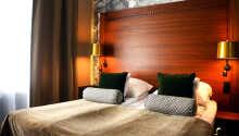 Die stilvolle und behagliche Einrichtung des Hotels