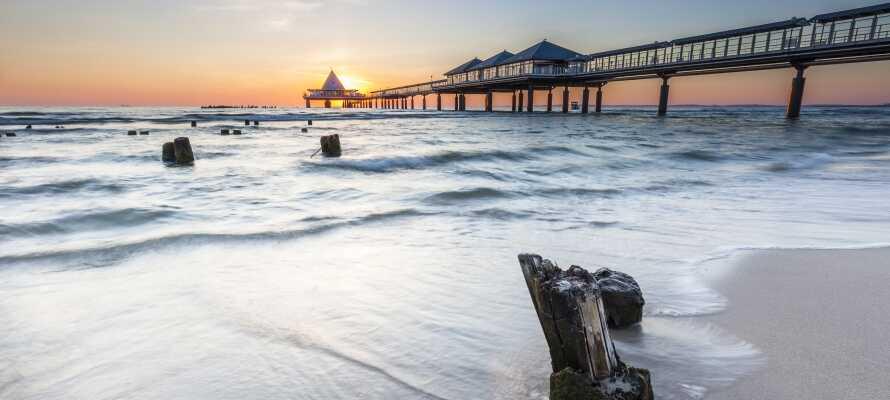 Besøk øyene Hiddensee, Rügen og Usedom, som alle har hvert sitt særpreg.