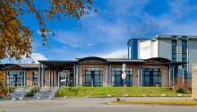 Dette 4-stjernede hotel ligger i universitets- havnebyen, Greifswald, med en rolig beliggenhed nær centrum