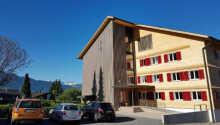 Hotel Gasthof Adler har en central placering i den charmerende landsby, Lingenau, i Bregenzerwald-området