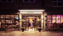 Varmt välkomna till Malmö och charmiga BW Plus Hotel Noble House.