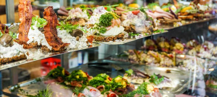 Smaka på det danska köket och dess gourmet upplevelser i Köpenhamn.