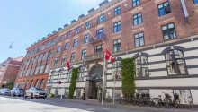 Best Western Hotel Hebron har en god beliggenhet i Helgolandsgade, sentralt i København.