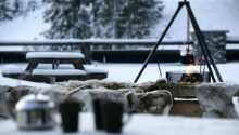 Mysiga dagar på hotell i Norge i vinterskrud