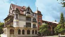 Göbel's Vital Hotel er et 4-stjernet Plus spahotel, skønt beliggende omgivet af Harzens natur.
