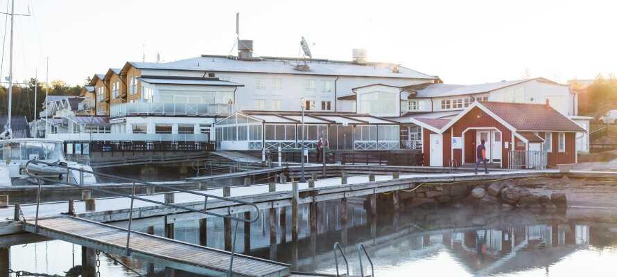 Forkæl Jer selv med wellness, strand og skærgård i maritime omgivelser på den svenske vestkyst