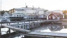 Tanumstrand Hotell byder velkommen i maritime omgivelser på den svenske vestkyst