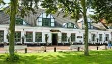 Varmt välkomna till Hotel zur alten Post, beläget nära hamnen i Büsum.