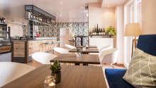 Im Jahr 2016 wurde das Hotel einer umfassenden Renovierung unterzogen. Heute erscheint das Hotel topmodern und elegant zugleich.