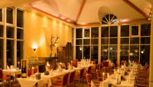 Im Hotelrestaurant können Sie vorzüglich a la carte essen - am besten mit Vorbestellung.
