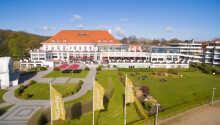 Velkommen til Hotel ATLANTIC, som også er en af de smukkeste art nouveau-villaer i Travemünde.
