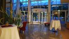 Nyd de skønne omgivelser udenfor hotellet