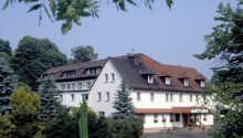 Hotel Link ligger skønt i hjertet af Tyskland i den smukke gamle middelalderby, Sontra