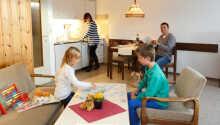 Aparthotel Panoramic tilbyder ikke værelser, men derimod 48 m² lejligheder
