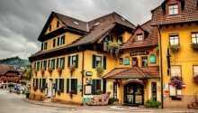 Hotel Bären ligger skønt i Schwarzwaldområdet i det sydvestlige Tyskland.