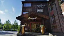Das Lampeland Hotell in Kongsberg liegt zwischen Geilo und Oslo